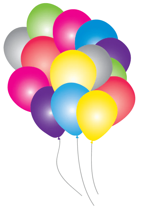 Disco Party Balloon Pack Disco Party Supplies Just