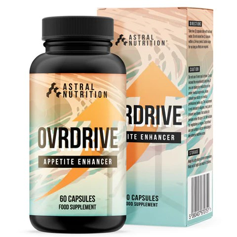 Ovrdrive Appetite Stimulant Pills The Most Effective Hunger Booster