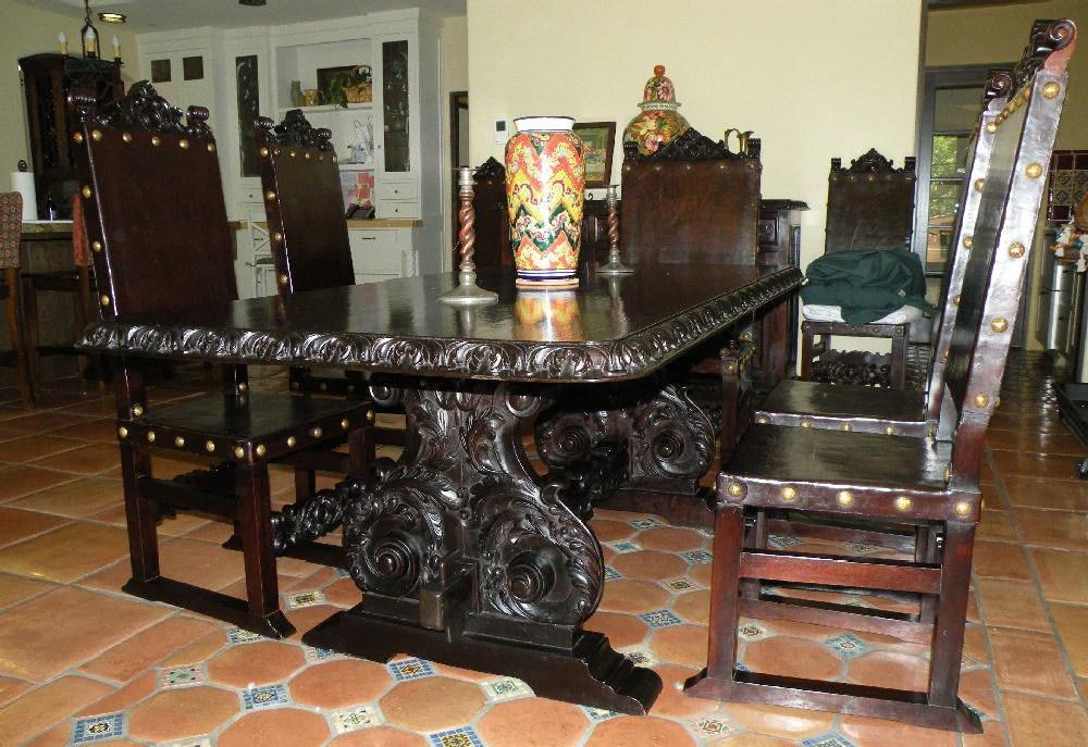 R Furniture Spanish Furniture Old World Tuscan Hand