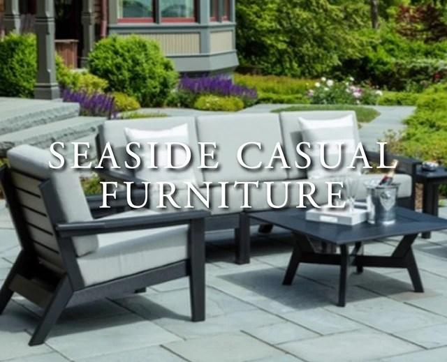 seaside casual outdoor furniture