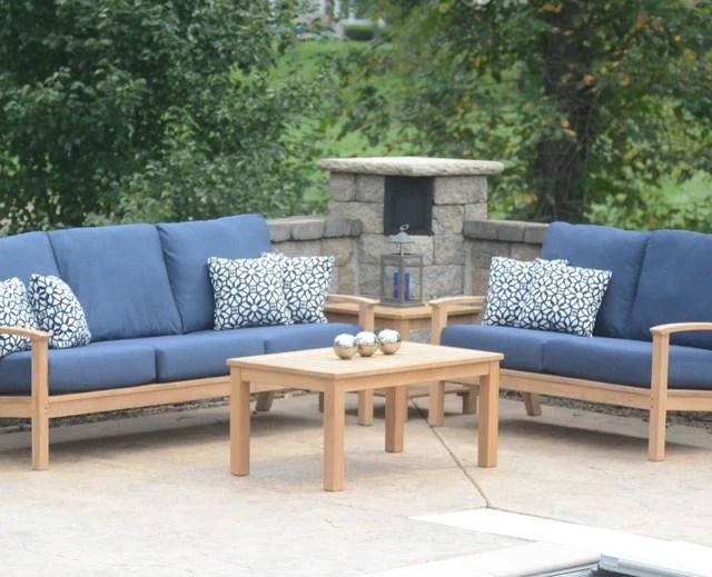 teak outdoor patio furniture long
