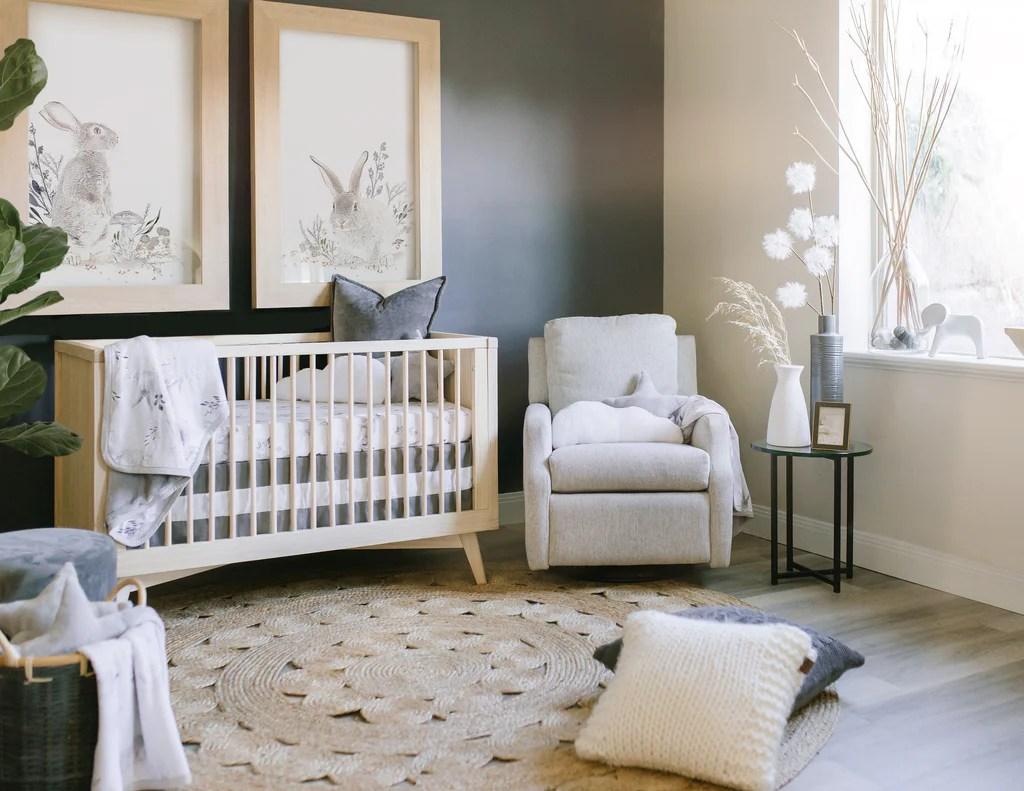 gender neutral nursery ideas oilo studio