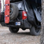 3rd Gen Tundra 2014 Overland Rear Bumper P P Engineering