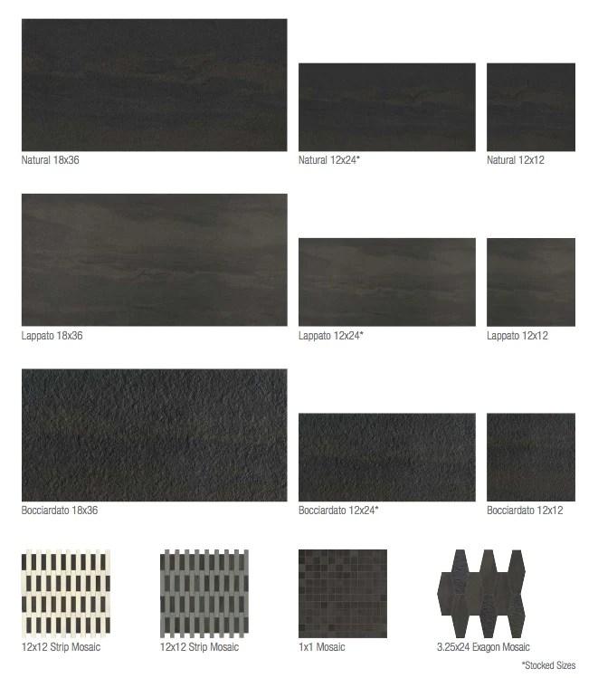a growing trend matte black tile is