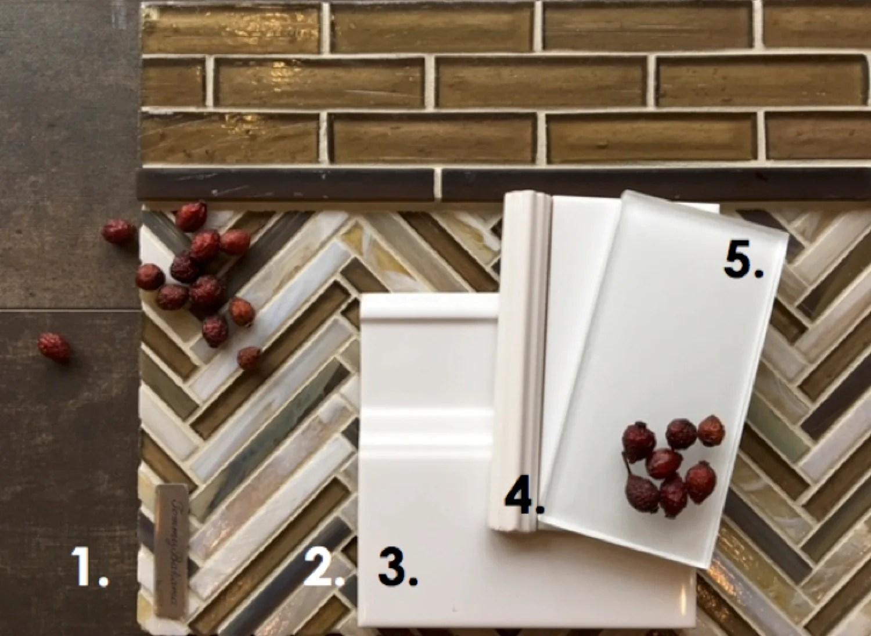 tis the season for trimming tile edges