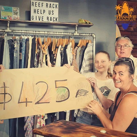 https www missionbeachlyfe com pages give back with the reef rack