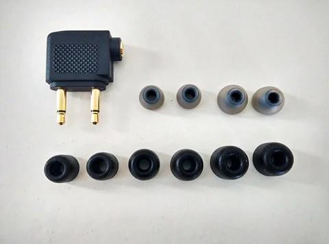 Focal Sphear Headphones - Accessories