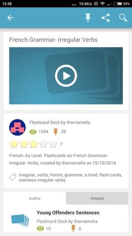 Khan Academy Study App - Android