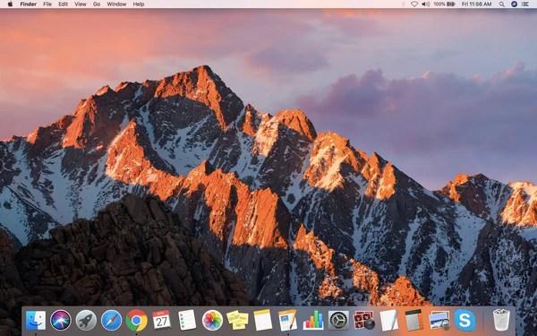 MacBook Air screen display