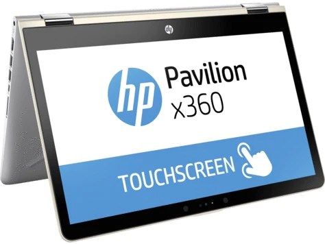 HP NB Pavilion x360 Intel i7 14-ba076tx