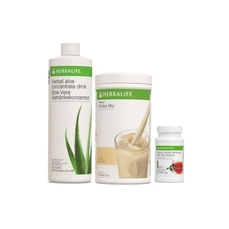 Herbalife Breakfast Kits   Happy Healthy Life South Africa