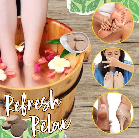 Anti-fungal Peeling Foot Soak