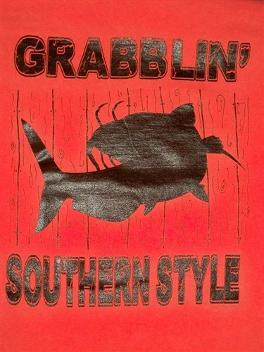 Southern Chaps Chics Backwoods Grabblin Fish Fishing
