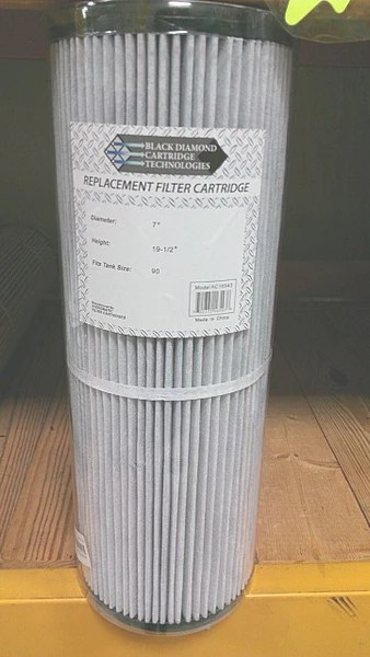 BLACK DIAMOND 90SQFT FILTER CARTRIDGE Leisure Depot