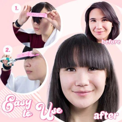 Hair Cutting Level Clip Set