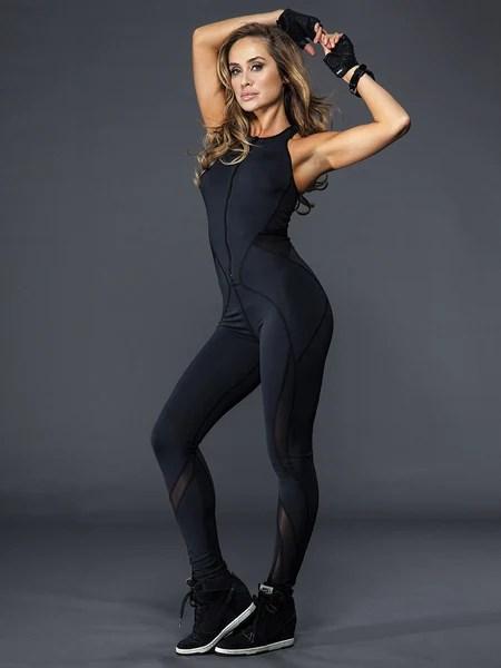 Michi Medusa Jumpsuit Luxury Sportswear