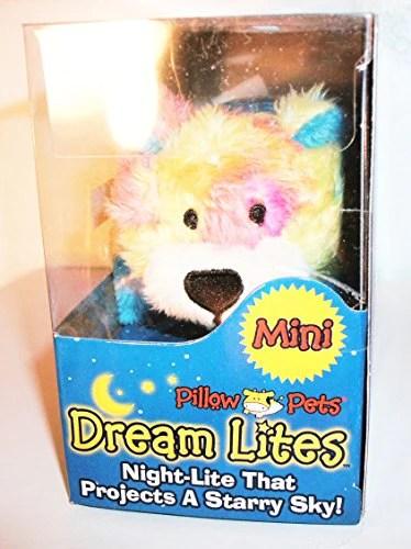 pillow pets dream lites mini peaceful bear toyscentral singapore