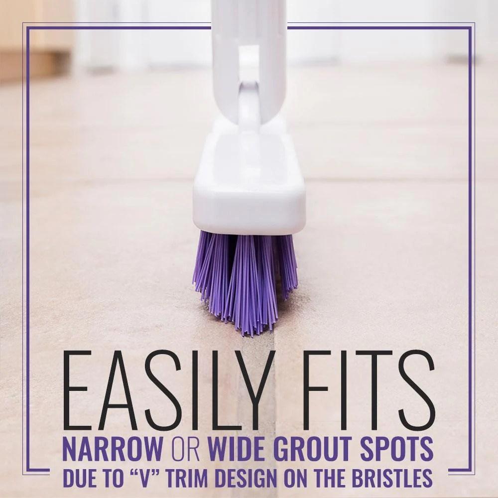 tile grout e z scrubber complete lightweight multipurpose surface scrubber