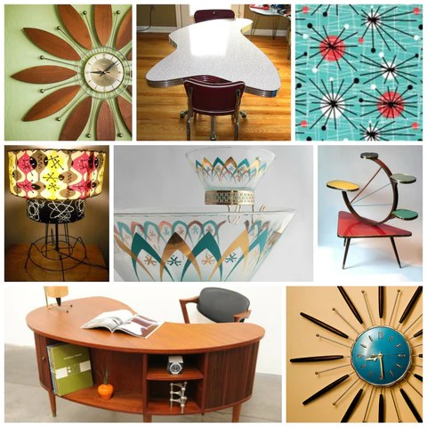 Mid Century Home Dcor Trends Vintage Virtue