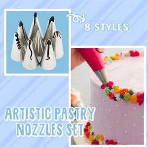 5 Essential Baking Tools Set