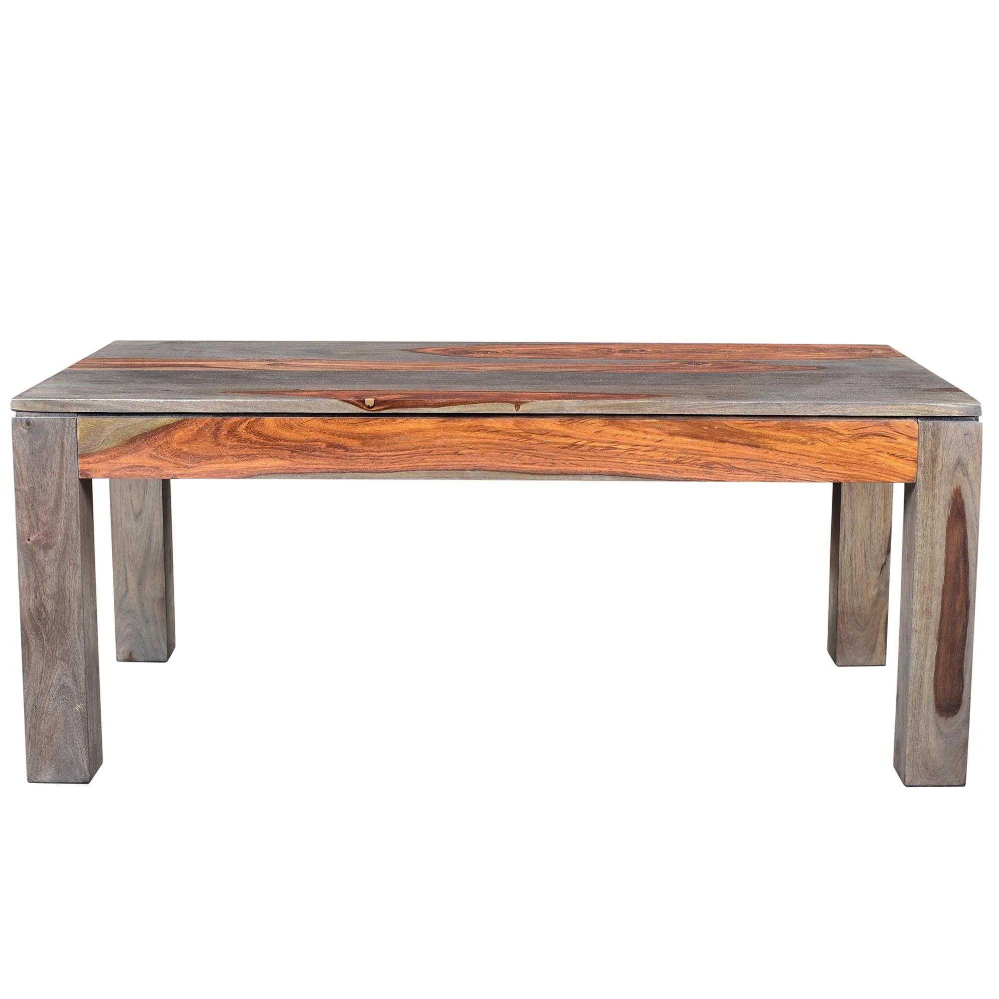 idris coffee table grey 2 tone ea