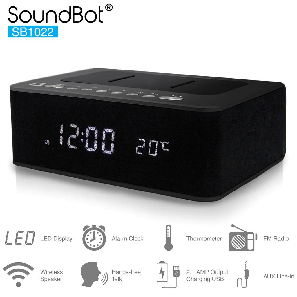 Image Result For Smart Light Alarm Clock