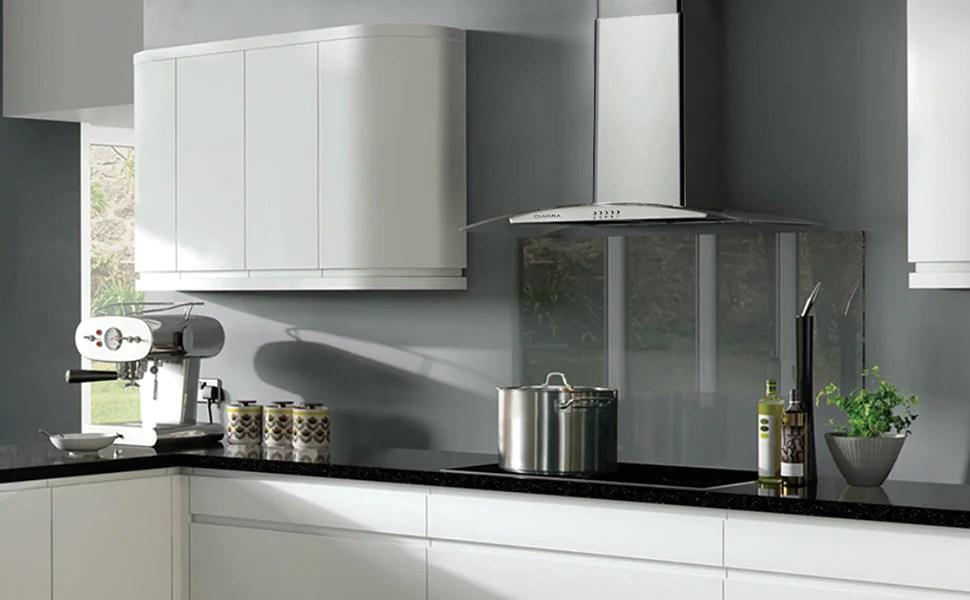 CIARRA сенник за готварска печка 90см CBCS9506B-OW