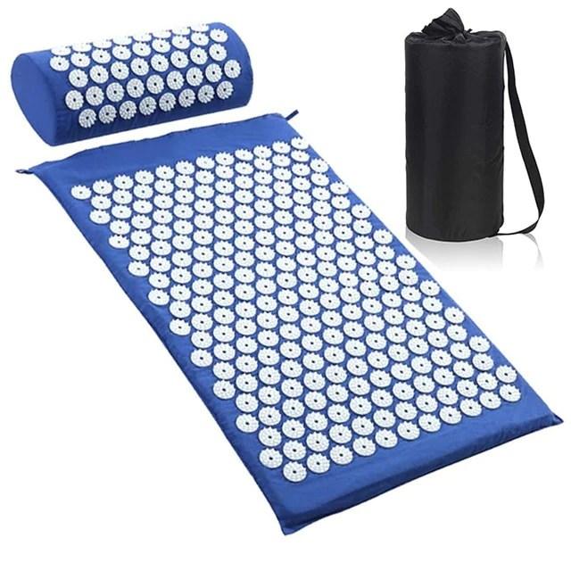 acupressure mat pillow set