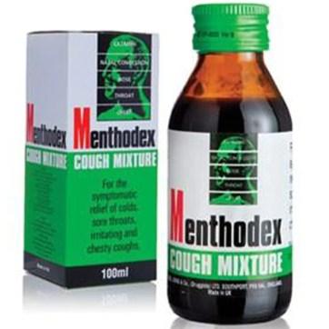 Menthodex Cough Syrup 100ml – Precious Pharmacy