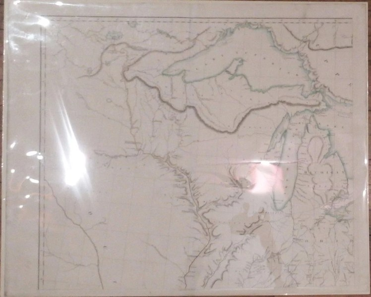 ARROWSMITH  Aaron Sr   1750 1823   A Map of the United States of     A Map of the United
