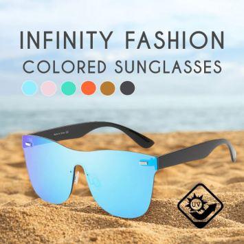Infinity Fashion Colored Sunglasses