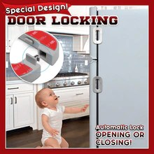Load image into Gallery viewer, Child Safety Door Lock