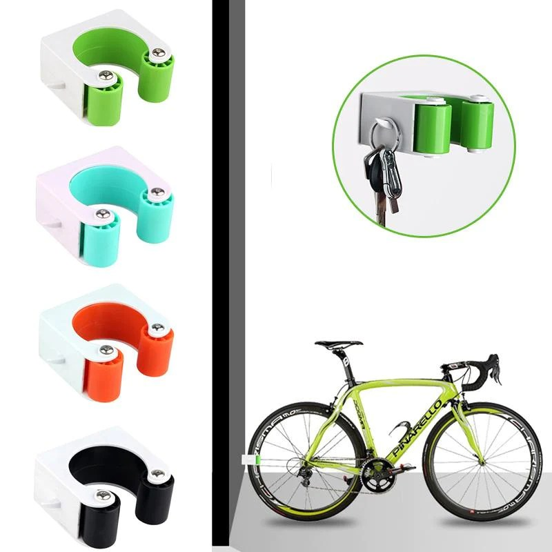 portable wall mount bicycle display