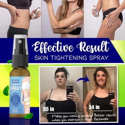 Fit Plus Skin Tightening Spray