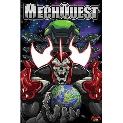MechQuest Poster