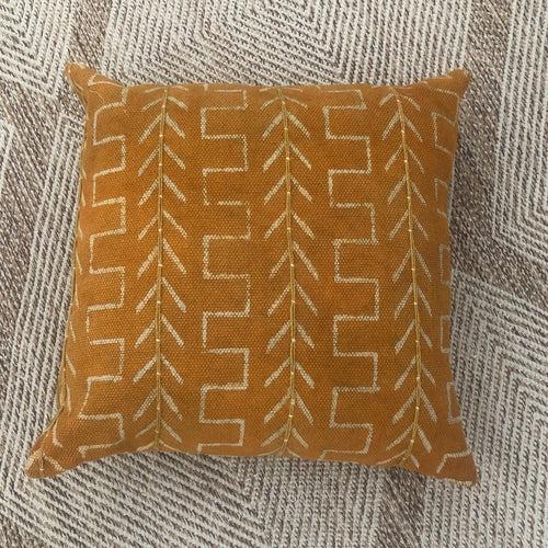 12 x 48 rust mudcloth lumbar pillow cover lumbar decorative pillow case throw pillows african mudcloth lumbar pillow