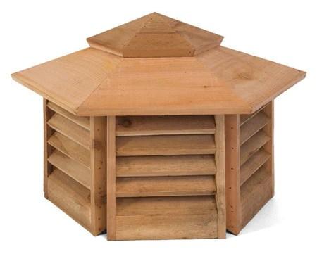Gazebo Cupolas Cedarshed Usa
