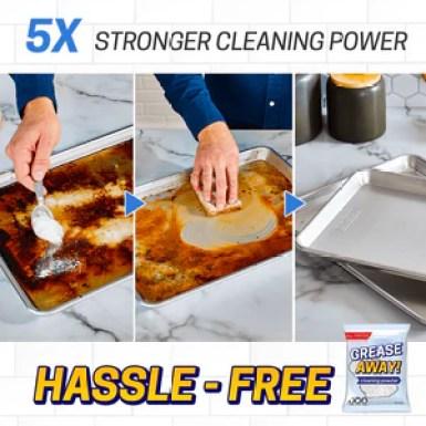 GreaseAway Powder Cleaner