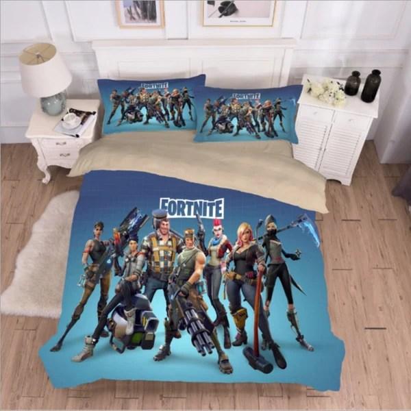 fortnite bed set