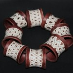Napkin Rings Clay Pottery Handmade South Africa Set Of 8 Cultures International From Africa To Your Home