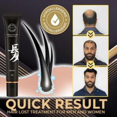 Herbal Hair Reboost Roll-On Massage Serum