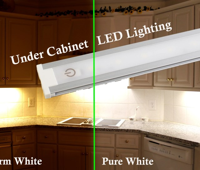 Under Cabinet Led Light U3014 Series With Touch On Off Dim Switch