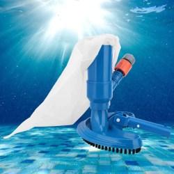 Aspirador Limpador de Piscina à Vácuo - Limpe sua piscina de forma rápida
