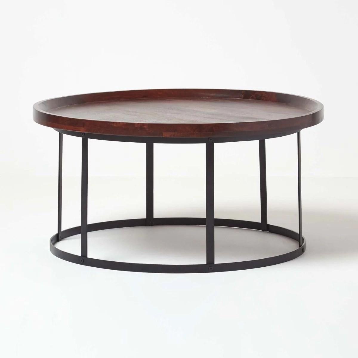 adroit furnish solid wood coffee table finish color light walnut adroit furnish