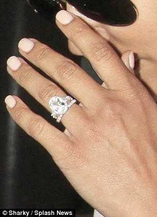 Our Top Celebrity Rose Gold Engagement Rings Pica LLa