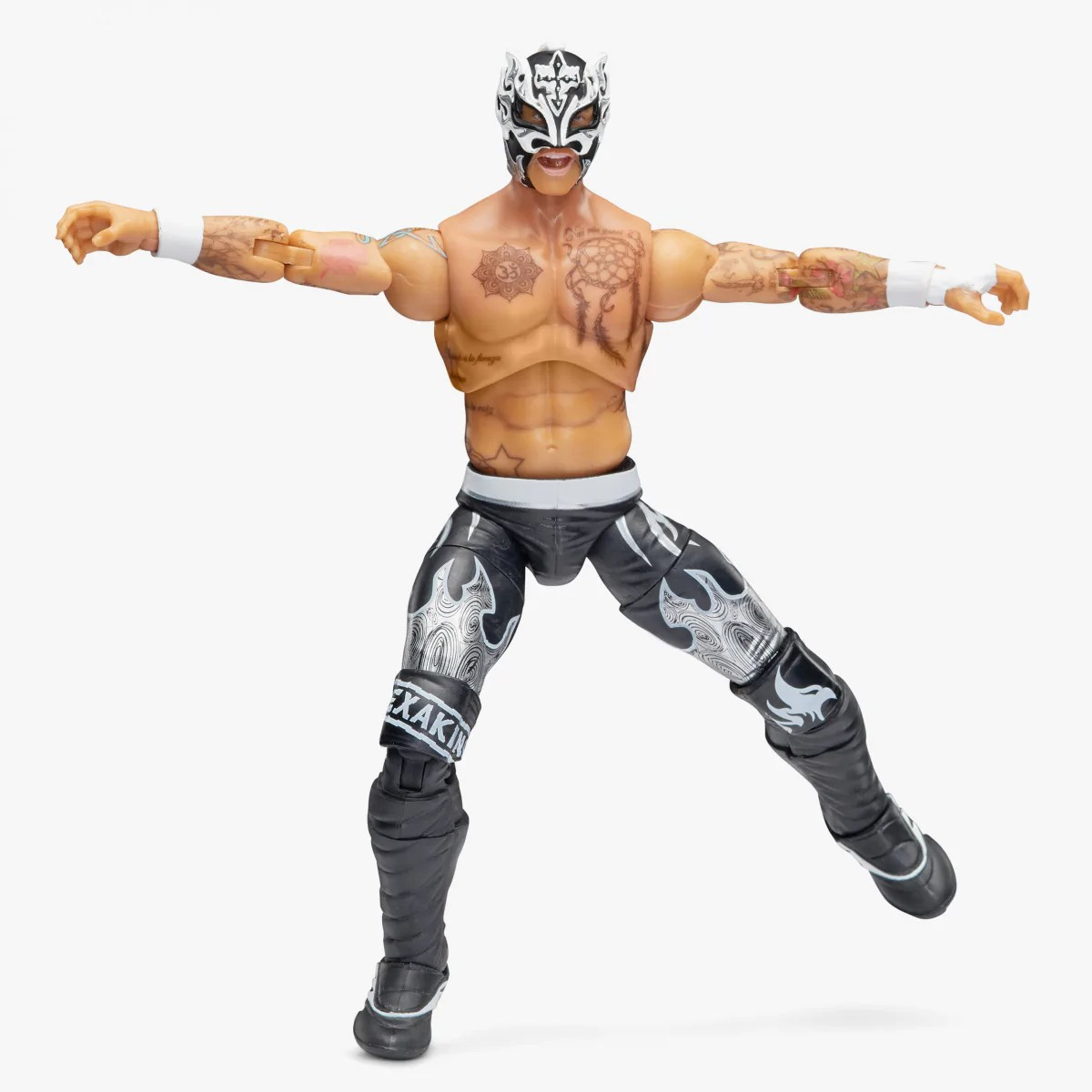 Aew Unrivaled Series 2 Pentagon Rey Fenix Reign City Toys And Collectibles