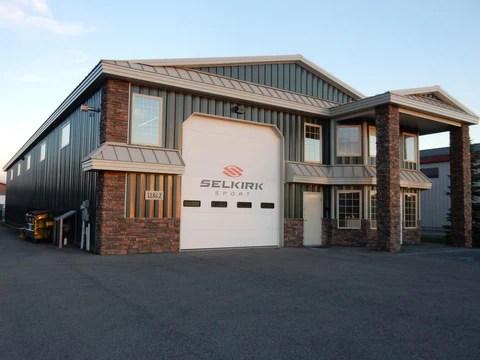 Selkirk Sport World Headquarters