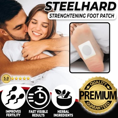 Strengthening Foot Patch