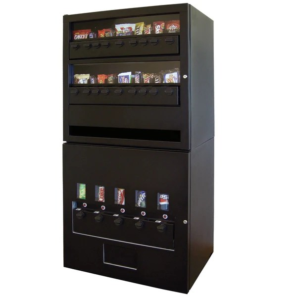 Seaga 18 5 Snack Soda Vending Machine