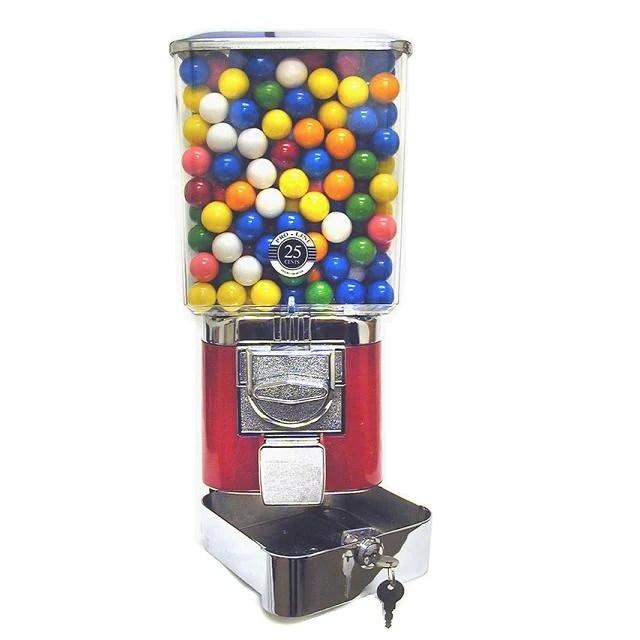 Rhino Supreme Gumball Candy Machine W Cash Box